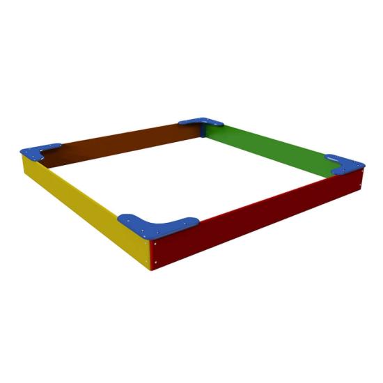 Детский игровой комплекс  Kidigo Классик 2,3 м - фото №1