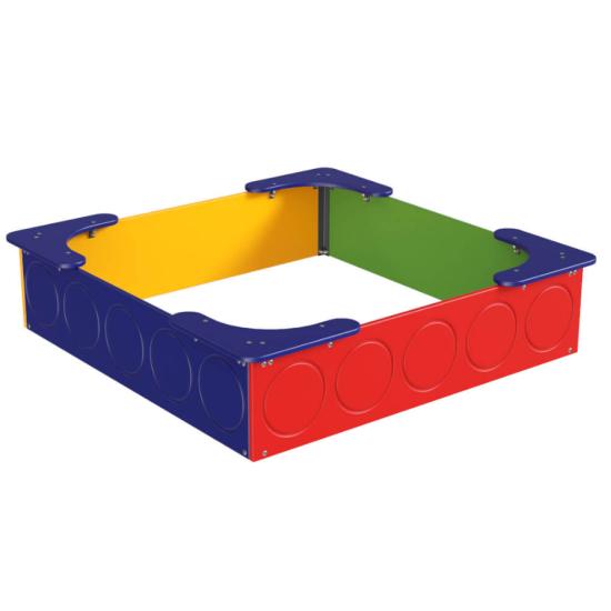 Детский игровой комплекс  Kidigo Радуга 1,8 x 1,8 м - фото №1