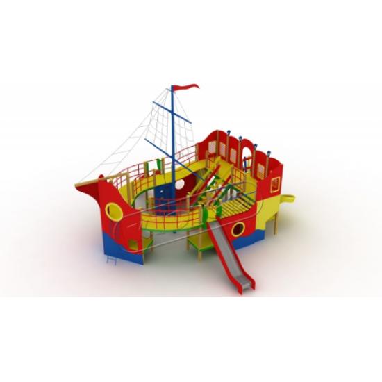 Детский игровой комплекс  Kidigo  Пираты - фото №1