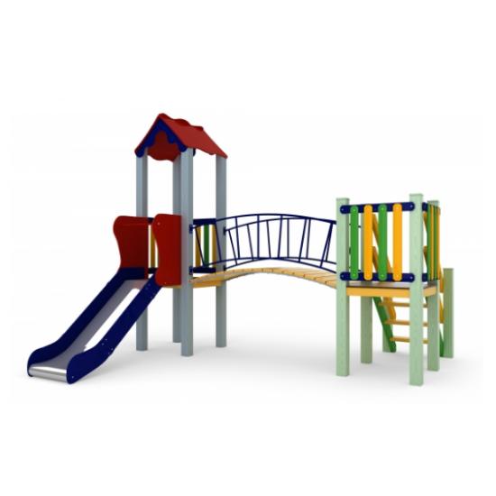 Детский игровой комплекс  Kidigo  Солнышко 0,9  - фото №1