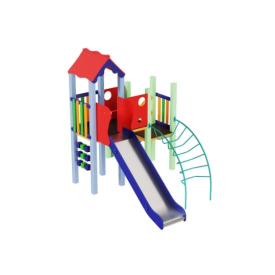 Детский игровой комплекс  Kidigo  Уточка 1,5 - фото №1