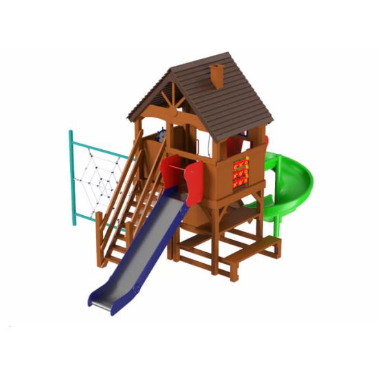 Детский игровой комплекс  Kidigo  Вилла - фото №1