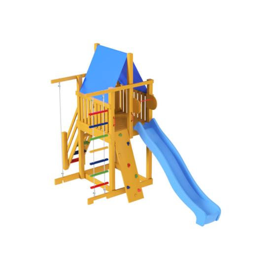 Детский игровой комплекс  Kidigo  Волшебный 1,5 - фото №1