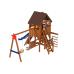 Детский игровой комплекс  Kidigo  Дача 1.8 - фото №3
