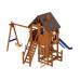 Детский игровой комплекс  Kidigo  Дача 1.8 - фото №4