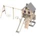 Детский игровой комплекс  Kidigo Sweet Home - фото №1