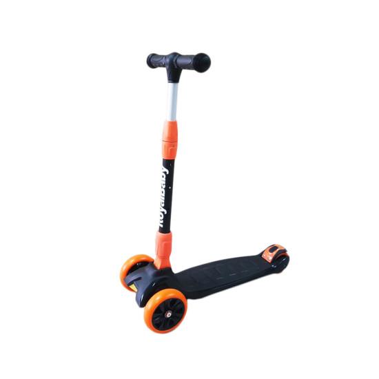 Самокат  RoyalBaby Archer, оранжевый - фото №1