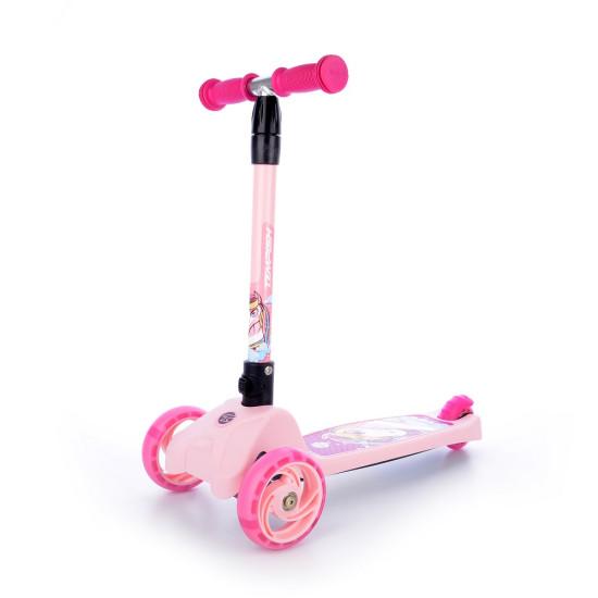 Самокат  Tempish Scooper pink - фото №1