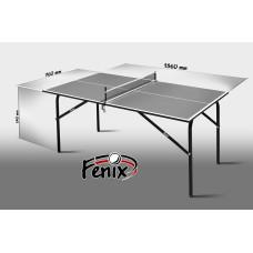 Теннисный стол Феникс Kids anthracite