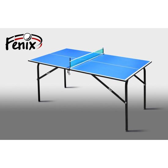 Теннисный стол  Феникс Kids blue - фото №1