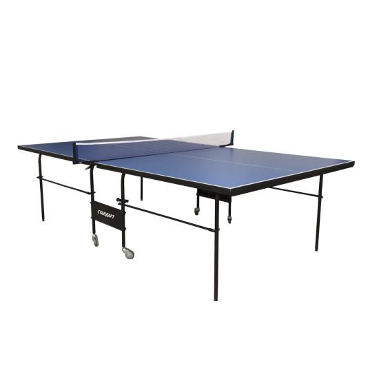 Теннисный стол  Феникс Standart Active M19 blue - фото №1
