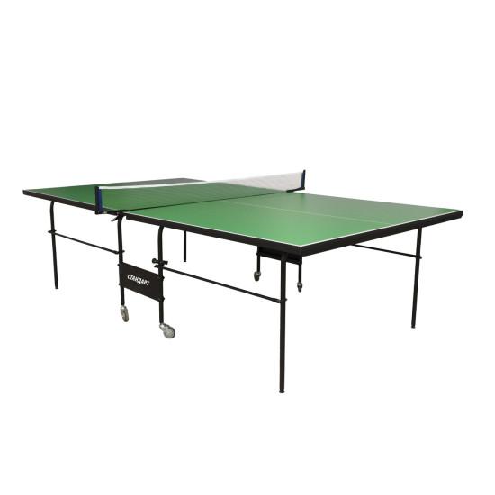 Теннисный стол  Феникс Standart Active M16 green - фото №1