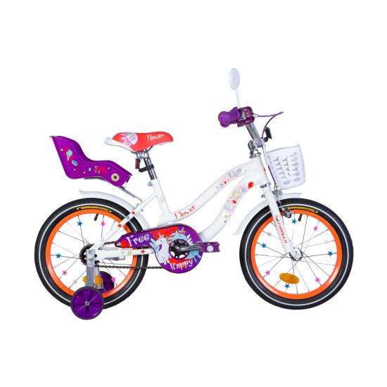Велосипед  Formula Flower Premium 16