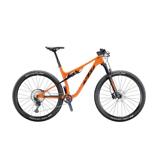 """Велосипед  KTM SCARP MT ELITE 29"""", рама M , оранжево-черный , 2020 - фото №1"""
