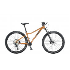 "Велосипед KTM ULTRA FLITE 29.20 17""/43 orange (black)"