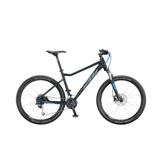 """Велосипед  KTM ULTRA FUN 29"""", рама S, черно-серый , 2020 - фото №1"""