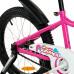"Велосипед  RoyalBaby Chipmunk MK 16"" розовый - фото №5"