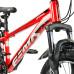 """Велосипед  RoyalBaby FEMA MTB 1.0 24"""" красный - фото №7"""