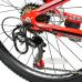 """Велосипед  RoyalBaby FEMA MTB 1.0 24"""" красный - фото №9"""