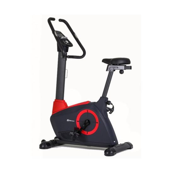 Велотренажер  Hop-Sport HS-080H Icon iConsole+ (bl-rd) - фото №1