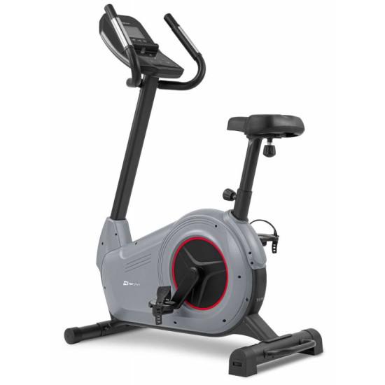 Велотренажер  Hop-Sport HS-100H Solid grey iConsole - фото №1