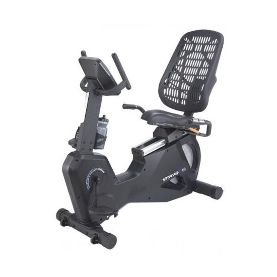 Велотренажер  Hop-Sport HS-100L Edge iConsole+ - фото №1