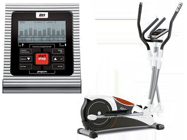 Орбитрек BH Fitness Athlon Program G2336N